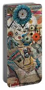 She Was Headed For Greatness Portable Battery Charger