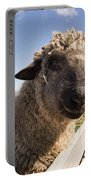 Sheep Face 2 Portable Battery Charger