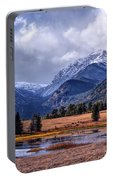 Sheep Lakes Autumn Portable Battery Charger