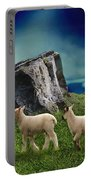 Sheep Whisperer Portable Battery Charger