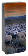 Sheepherder Life Portable Battery Charger