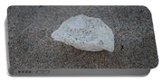 Shell And Sand Portable Battery Charger