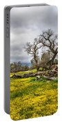 Shell Creek Awash In Yellow Portable Battery Charger