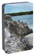 Shell On Dominican Shore Portable Battery Charger