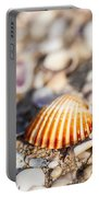 Shell On The Beach 3 Portable Battery Charger