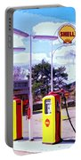 Shell Station Portable Battery Charger