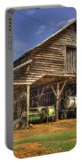 Shelter From The Storm Wrayswood Barn Portable Battery Charger