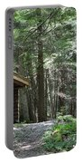 Shelter On Hemlock Trail Portable Battery Charger