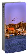 Shem Creek Mount Pleasant Sc Portable Battery Charger