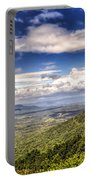 Shenandoah National Park - Sky And Clouds Portable Battery Charger