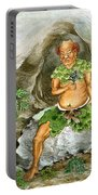 Shennong, Chinese Deity Of Medicine Portable Battery Charger