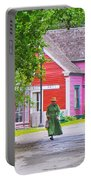 Sherbrooke Village Portable Battery Charger