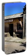 Sheriff Office - Old Tucson Portable Battery Charger