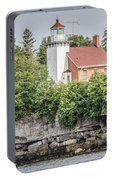 Sherwood Point Lighthouse Portable Battery Charger
