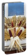 Shields Tavern Christmas Fan Portable Battery Charger