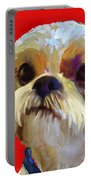 Shih Tzu 2 Portable Battery Charger