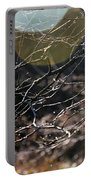 Shimmering Branches Portable Battery Charger