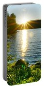 Shimmering Evening Portable Battery Charger