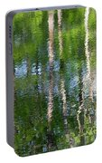 Shimmering Reflection Portable Battery Charger