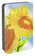 Shining Sunflowers Portable Battery Charger