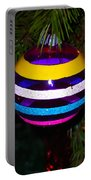 Shinny Brite Ornament Portable Battery Charger