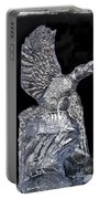 Shipshewana Ice Festival Eagle Portable Battery Charger