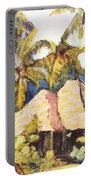Shirley Russell Art Portable Battery Charger