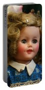 Shirley Temple Doll Portable Battery Charger