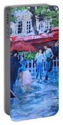 Shopping Montmartre Portable Battery Charger