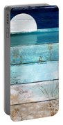 Shore And Moonrise Portable Battery Charger