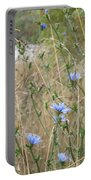 Shore Flowers Portable Battery Charger