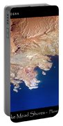 Shores Of Lake Mead Planet Art Portable Battery Charger