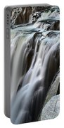 Shoshone Falls Close Up Portable Battery Charger