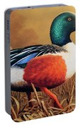 Shoveler Drake Portable Battery Charger