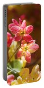 Shower Tree Blossoms Portable Battery Charger