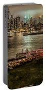Shrouded City 5255 Portable Battery Charger