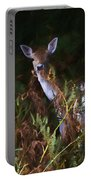 Shy Fallow Deer 3 Portable Battery Charger