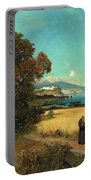 Sicilian Scene Portable Battery Charger