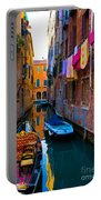 Side Canal  Venice Portable Battery Charger
