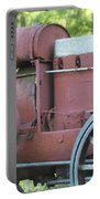 Side Of Mccormic Deering Tractor   # Portable Battery Charger