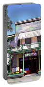 Side Street Cafe Los Olivos Ca Portable Battery Charger