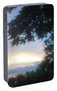 Side Ways Glance Of Nature Portable Battery Charger