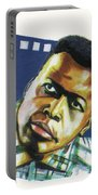 Sidney Poitier Portable Battery Charger