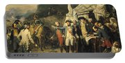 Siege Of Yorktown Portable Battery Charger