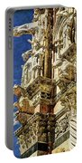 Siena Duomo Statues 2 Portable Battery Charger