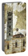 Siena Duomo Tower And Cupola Portable Battery Charger
