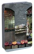 Siena Italy Fruit Shop Portable Battery Charger