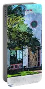 Siesta Key Beach Cottage Portable Battery Charger