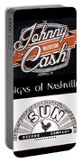 Signs Of Nashville Portable Battery Charger