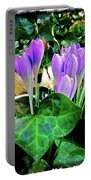 Signs Of Spring I Portable Battery Charger